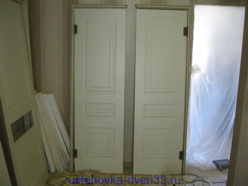 Сборка дверная коробка своими руками