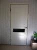 Установленный дверной блок. Установка дверей во Владимире.