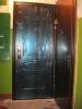 Вид после установки металлической двери. Установка дверей во Владимире.