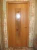 Установленная дверь. Установка дверей Владимир.
