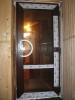 Новая установленная дверь снаружи. Установка двери Владимир.