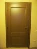 Установка двери Краснодеревщик завершена. Установка дверей во Владимире.