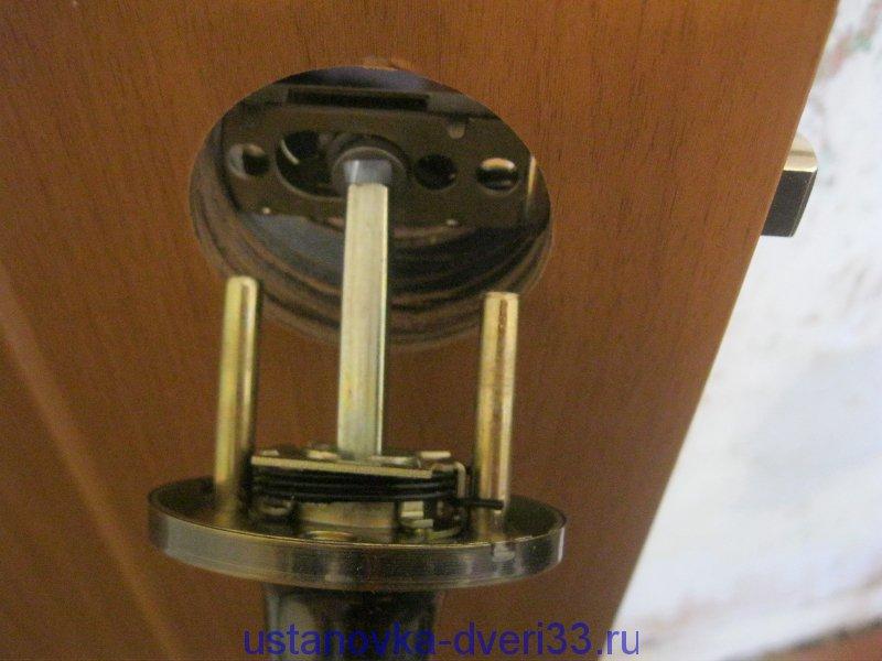 Установка дверей во Владимире