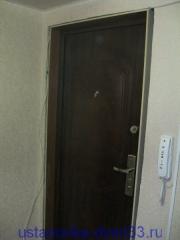 Откосы на своем месте. Установка дверей во Владимире.