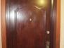 Отделка проема металлической двери (откосы) 25-02-2013