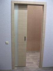Дверь-купе. Установка дверей во Владимире и области.