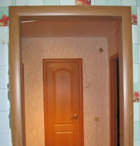 Установка дверей во Владимире. Как установить межкомнатный портал.