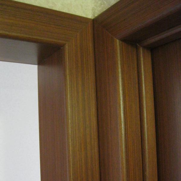 Установка дверей во Владимире. Установка наличников