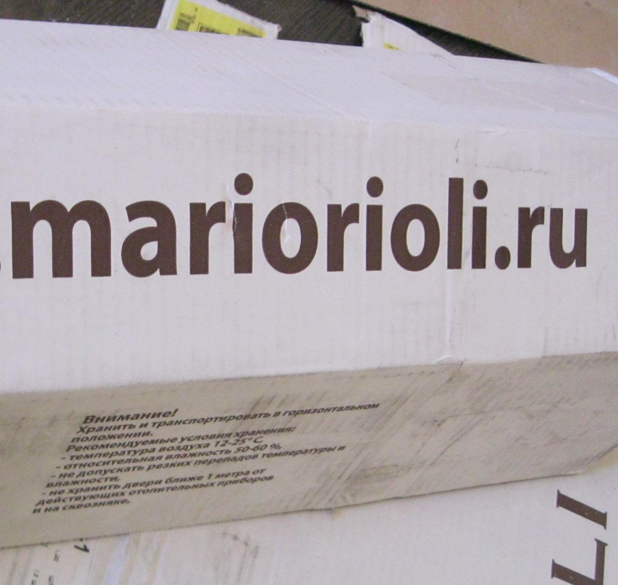 Установка дверей во Владимире.Личный опыт установки двери Марио Риоли своими руками