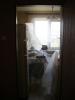 Портал без наличников, вид из коридора. Установка дверей во Владимире.