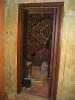 Установленная дверь-книжка. Установка дверей Владимир.