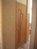 Установленная дверь. Установка дверей во Владимире.