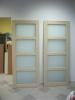 Распакованные двери Касапорте. Установка дверей во Владимире.