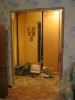 Подготовленный дверной проем. Установка дверей Владимир