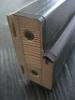 Фрагмент коробки с накладками. Установка дверей во Владимире.