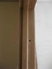 Фрагмент дверной коробки с добором. Установка дверей Владимир.