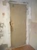 Старая дверь. Установка двери во Владимире и области.