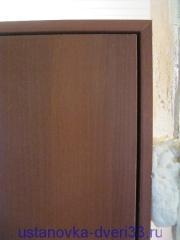 Зазоры между дверью и дверной коробкой. Установка дверей во Владимире