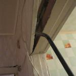 Демонтаж/удаление старой двери (дверной коробки)