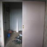 Установка двери-купе или раздвижных дверей