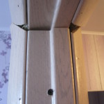 Переустановка двери за «умельцами»