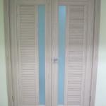Особенности установки распашных (двупольных, двустворчатых) дверей